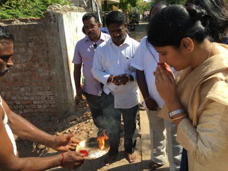Bhumi Puja  (12)
